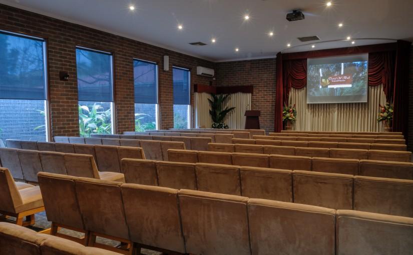Pakenham Funeral Chapel.