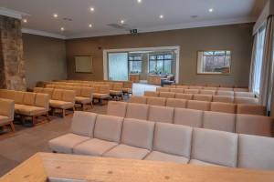 Drouin Funerals interior